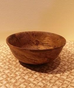 Gordon Tang donation mango bowl 6x2.5
