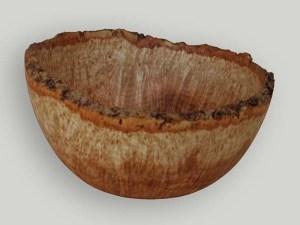 Tom Young 1649-316 -- NE -- blask ash burl -- 6.25 x 3.75