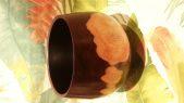 Hawaiian bowl, Milo Ku'oho by Pat Kramer