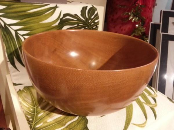 Carl Sherry Longan Bowl