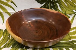 "Carl Sherry Milo Bowl 8.26"" x 2.75"""