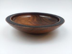 "Craig Mason Koa Bowl 1.75"" x 7.5"""