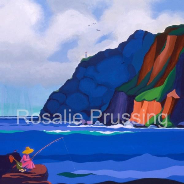 Rosalie Prussing Makapu'u Hawaii