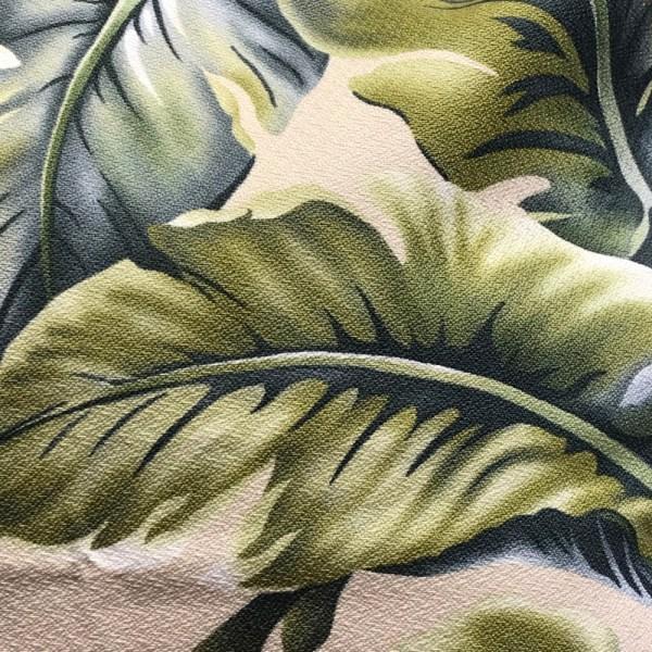 """Maui Potpourri Retro Bark Cloth Sham 18""""x18"""" (representative) #G"""