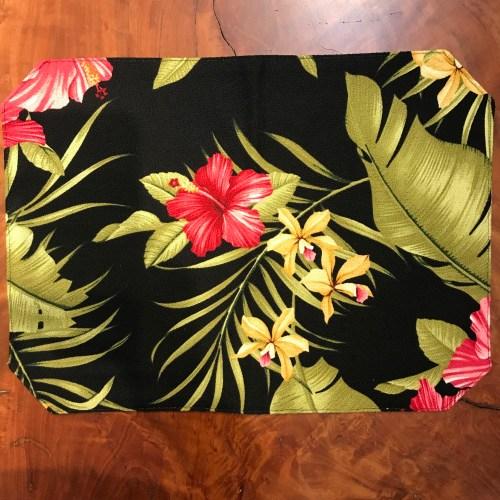 Maui Potpourri Retro Bark Cloth #L