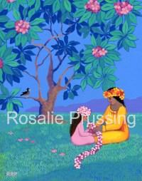 Rosalie Prussing Tutu and Keiki