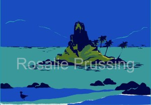 Rosalie Prussing Chinaman's Hat