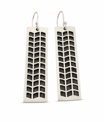 Ka Pilina Earrings by Sonny Ching and Paradisus $155