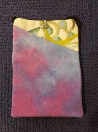 """Repurposed Kimono Pouch 7""""x 5"""" (D) $39.50"""