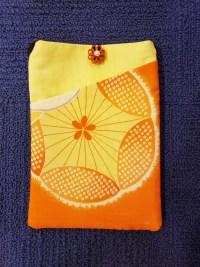 """Repurposed Kimono Pouch 7""""x 5"""" (L) $39.50"""