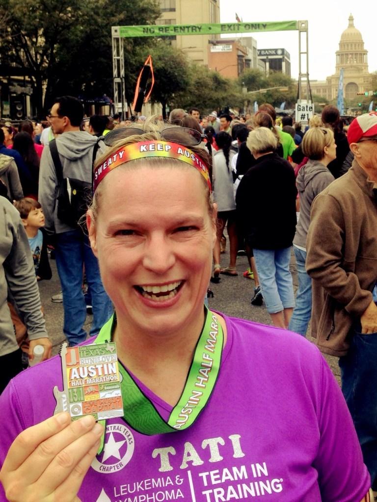 Austin Half Marathon 2015 – Love Austin Run Austin