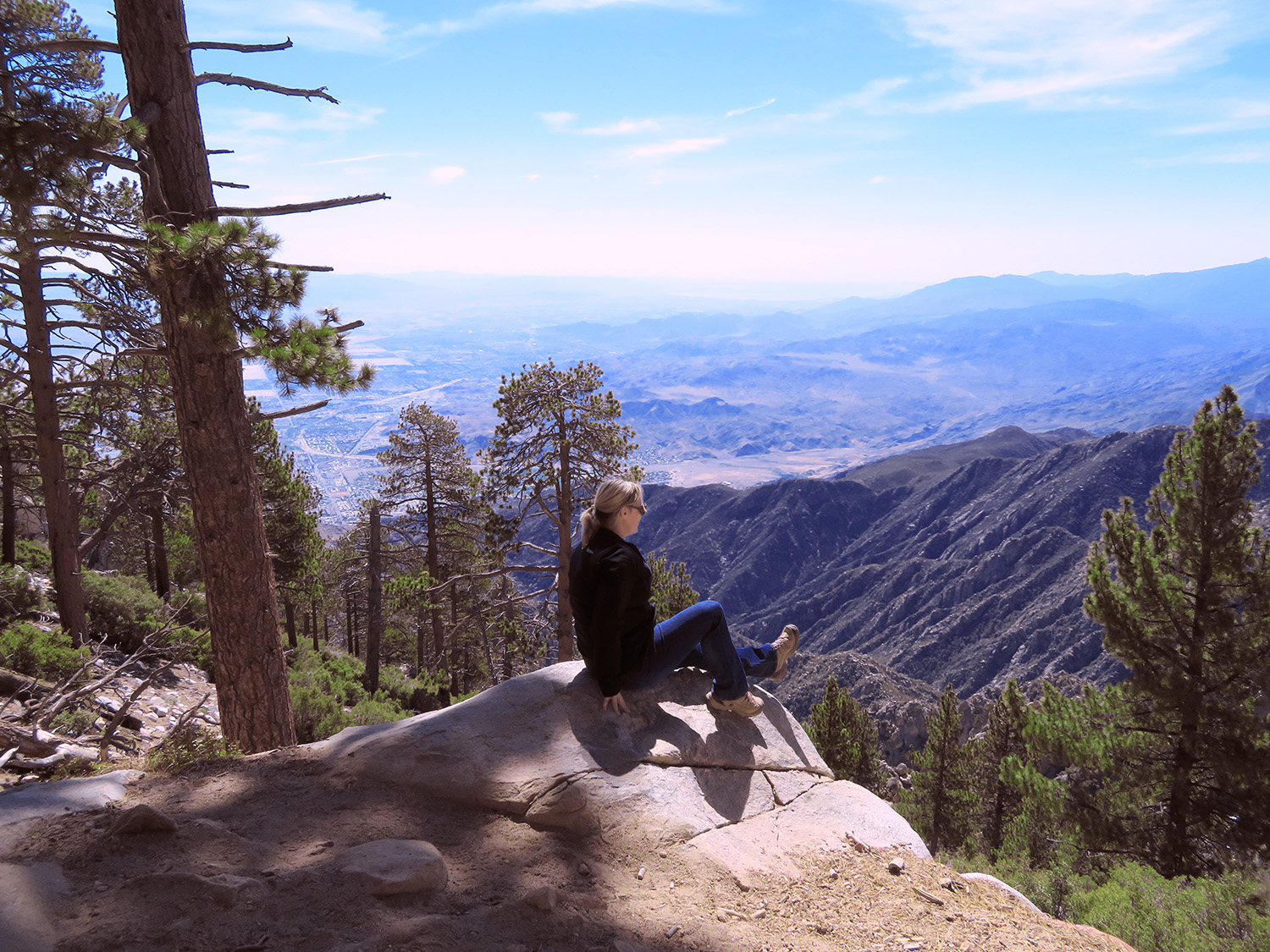 Hike: Mt San Jacinto State Park, Palm Springs