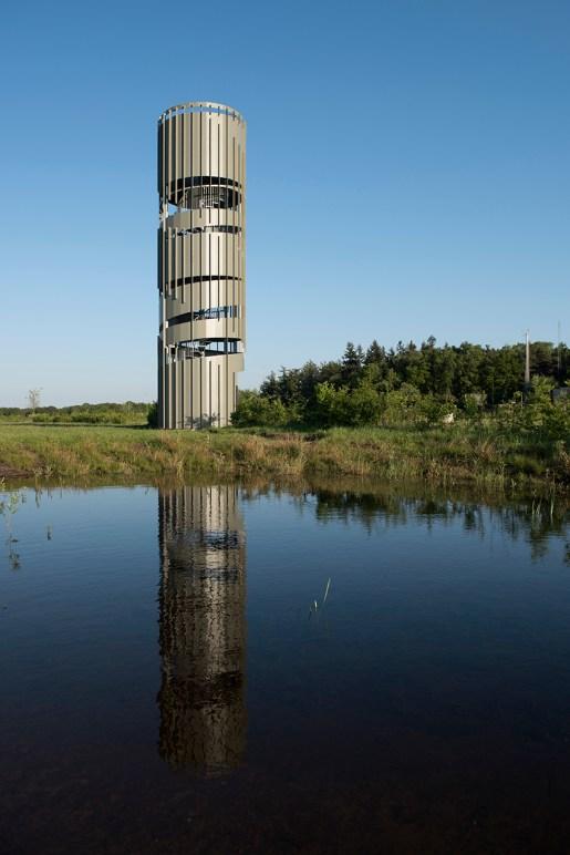 Uitkijktoren Vliegbasis Twente
