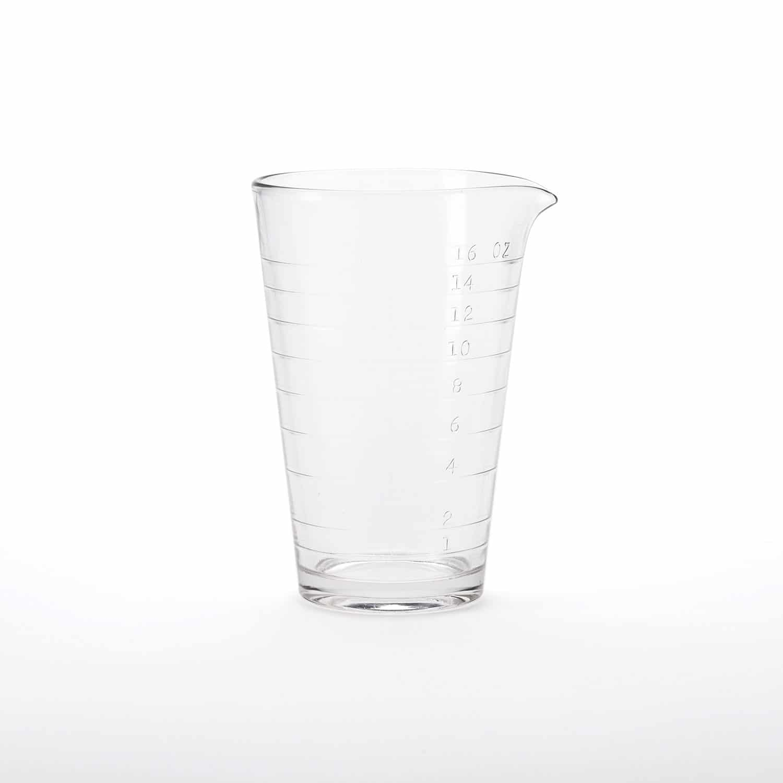Laboratory Glass Measure 16oz