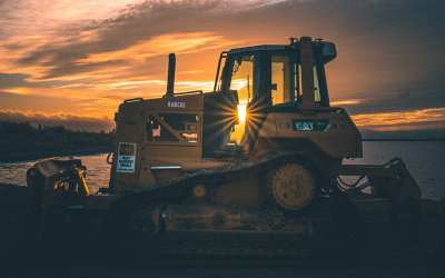 Heavy Equipment Theft Prevention