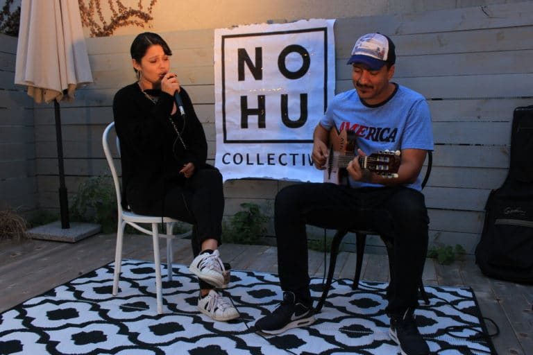 NoHu Collection Open Mic