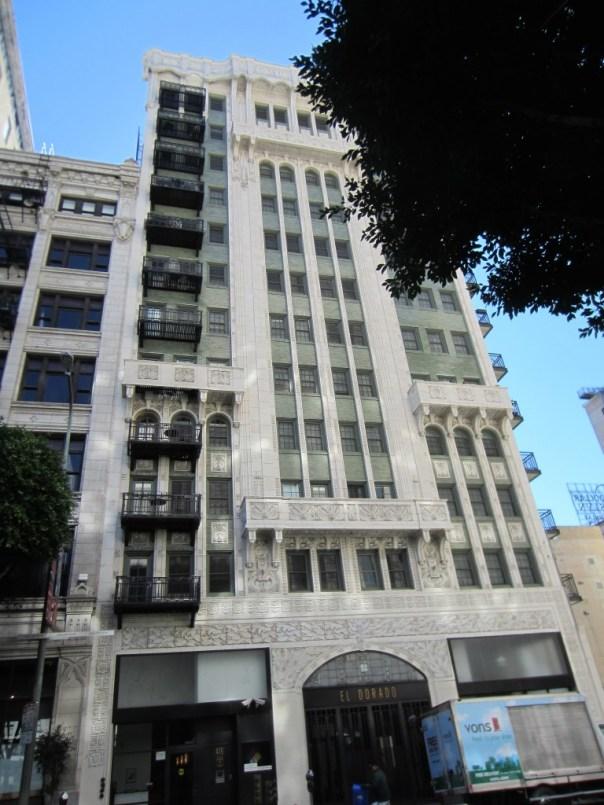 El Dorado Apartments, Hotel Stowell