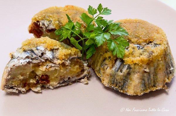 Tortino di alici con purea di patate olive taggiasche e pomodori secchi-26
