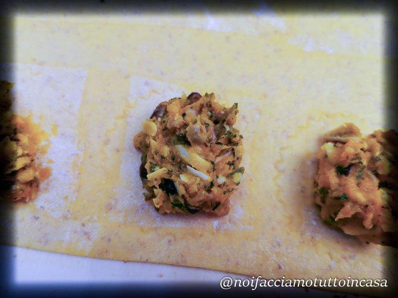 Ravioli-zucca-e-funghi