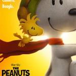 スヌーピーの映画のキャラクターを個々のポスターで紹介!