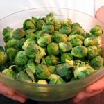 今セレブが注目しているスーパーフードはこれ!本家のキャベツを超える栄養価『芽キャベツ』