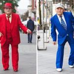 素敵すぎる!毎日違う装いで仕事に向かう86歳の粋なおじいちゃん
