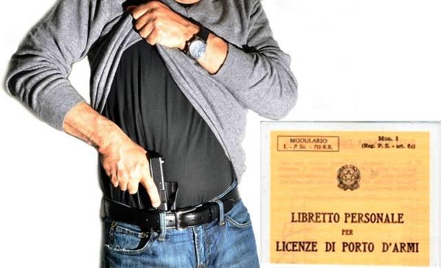 Porto d armi uso di farmaci oppioidi e porto d armi - Porta d armi uso sportivo ...