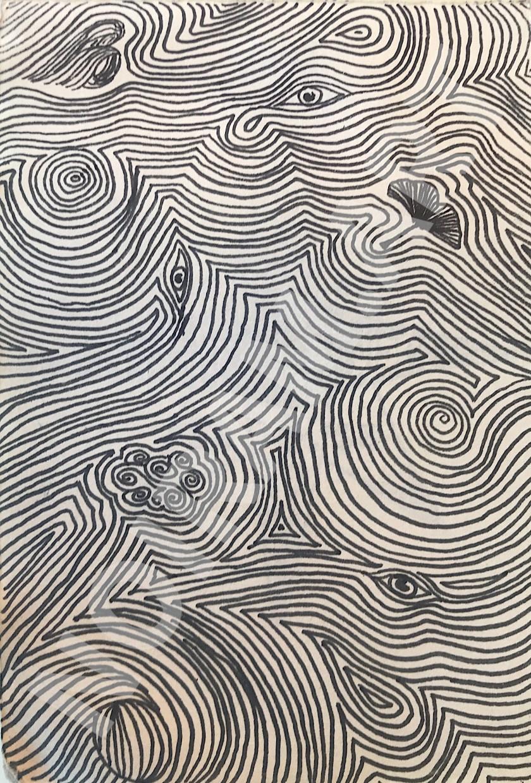 Croquis noiram mlam poncet labyrinthe