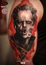 Thomas Carli Jarlier done at Cezanne Tattoo Ink