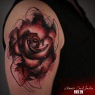 rose tattoodsds