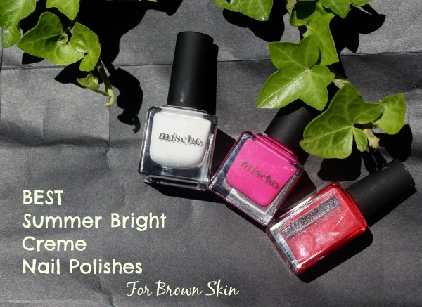 NTB best summer nail polish brights