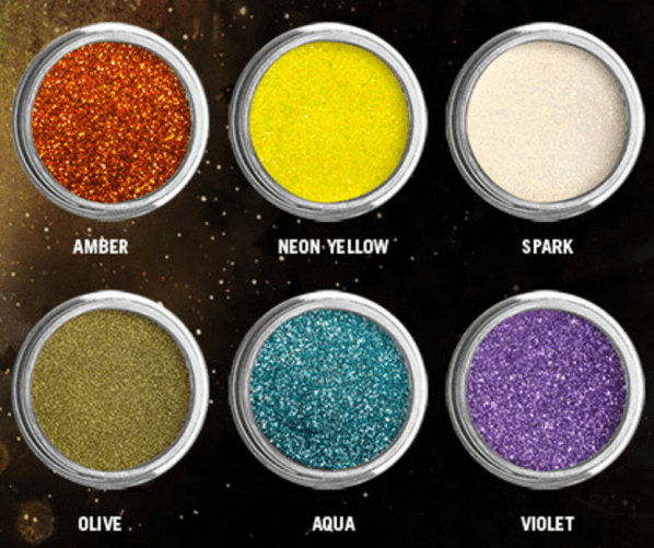 OCC Alchemically Altered Glitters 2016