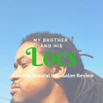 My brother gets his locs done! + UK Salon review