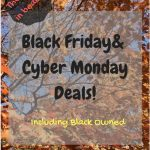 Black Friday Cyber Monday Deals 2016! Incl black owned
