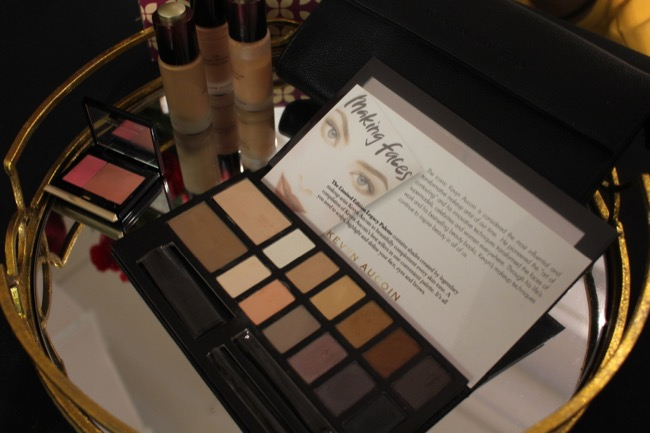 the makeup show nyc kevyn aucoin palette