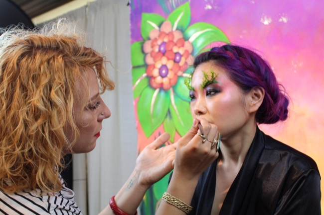 the makeup show nyc dani fonseca