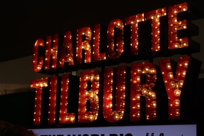 the makeup show nyc charlotte tilbury
