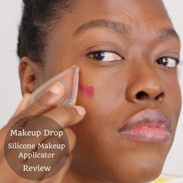 Makeup Drop Silicone Sponge