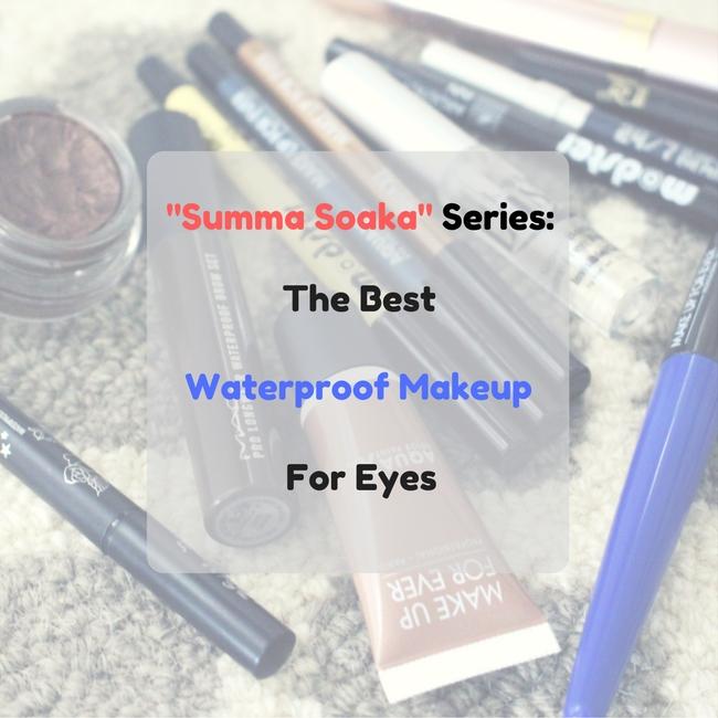 waterproof makeup for eyes