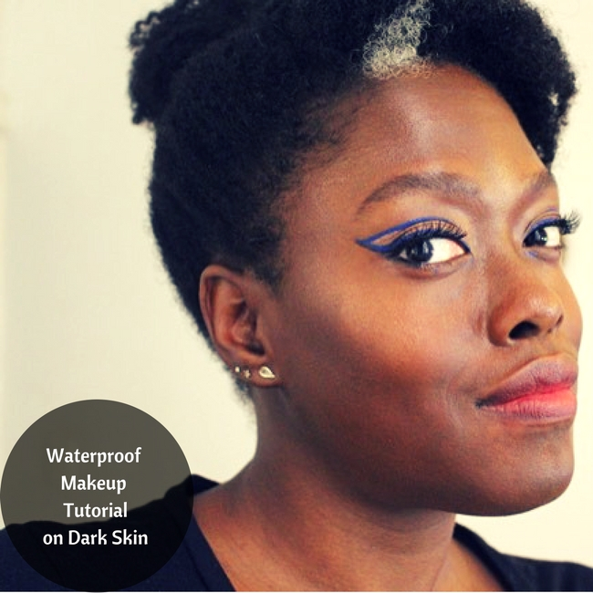 Waterproof Makeup Tutorial Summa Soaka