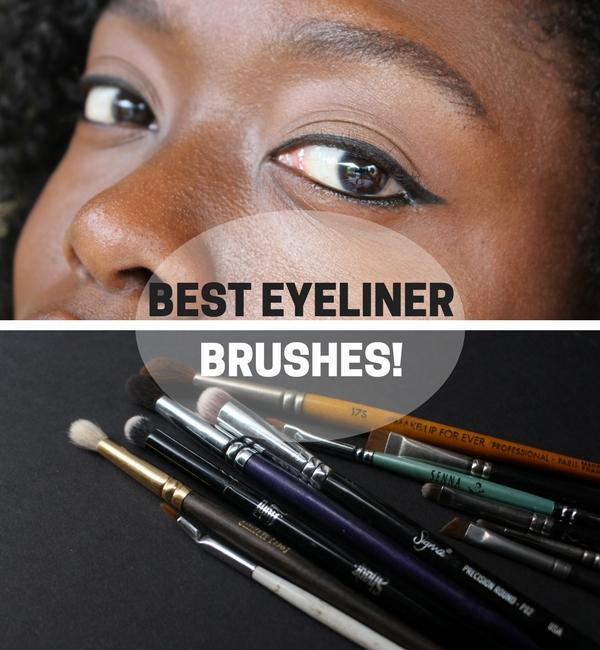 best eyeliner brushes winged eye 1