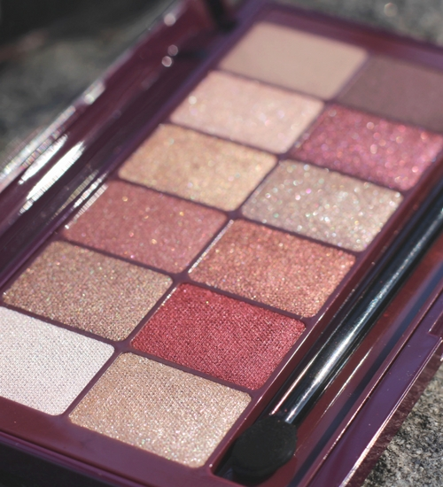 18bf856cee7 Maybelline The Burgundy Bar Review: The hottest drugstore palette is here!