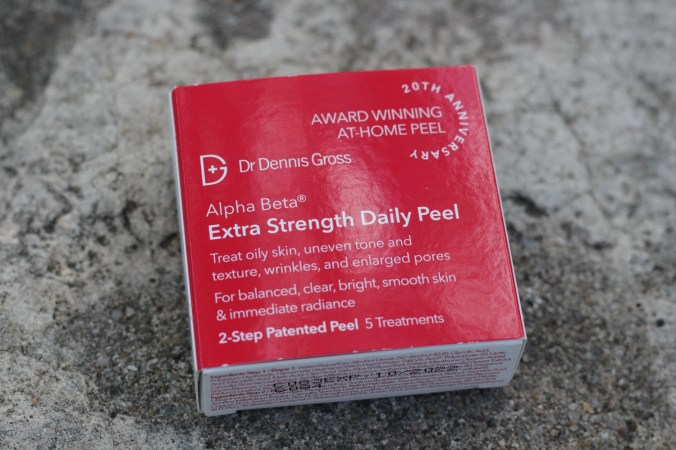 DDG Alpha Beta Peel
