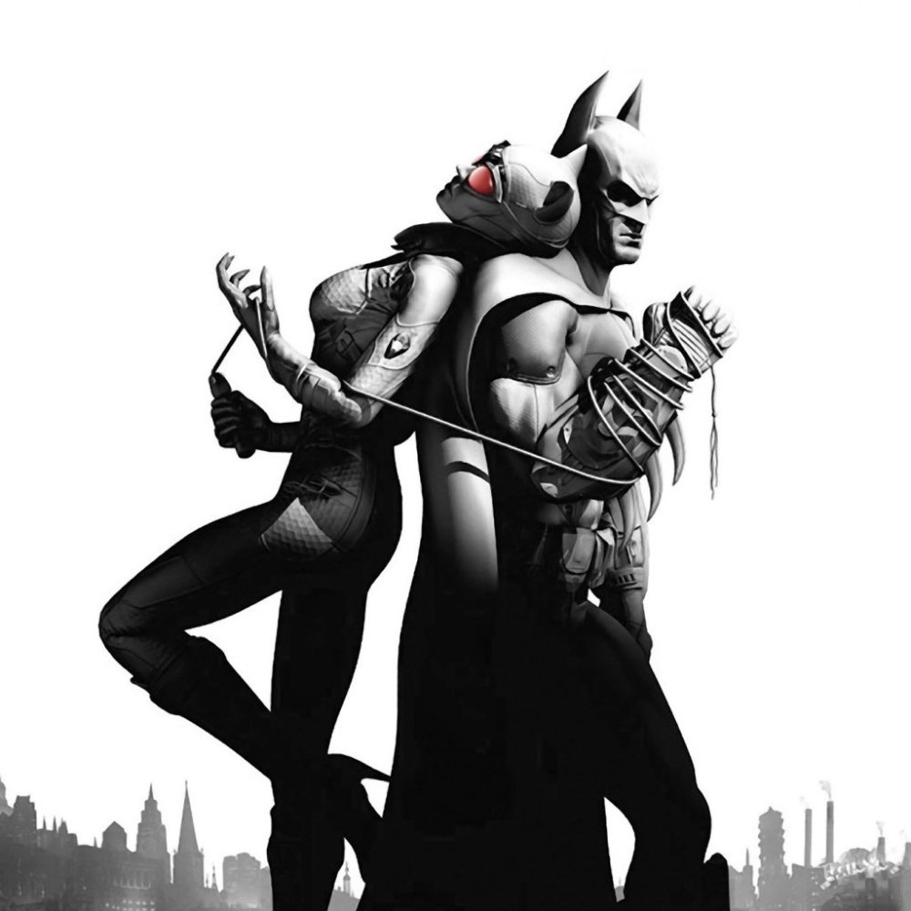 Video Game Noir | Batman Arkham City (2/4)