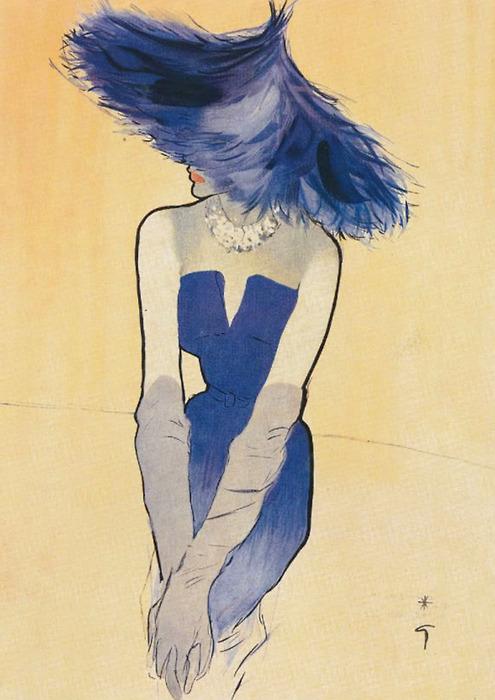 Noir Art | Rene Gruau (6/6)