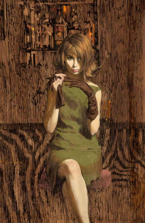 Noir Art | Robert McGinnis (3/6)