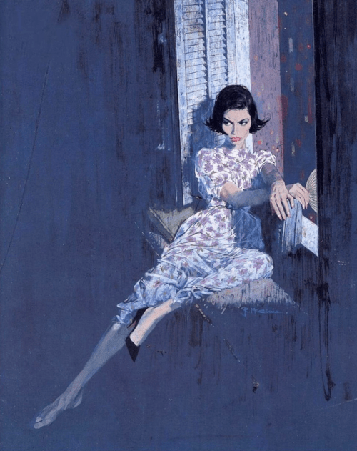 Noir Art | Robert McGinnis (4/6)