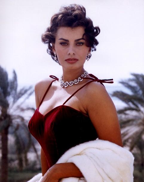 Femme Fatales | Sophia Loren (2/6)