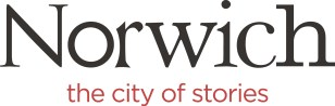 Norwich - The City of Stories - Logo - RGB