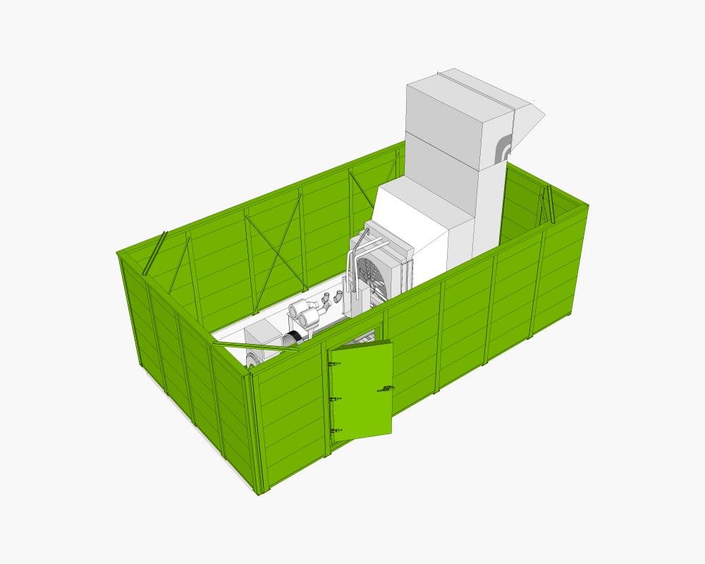 Vibro Acoustics Bath Tub